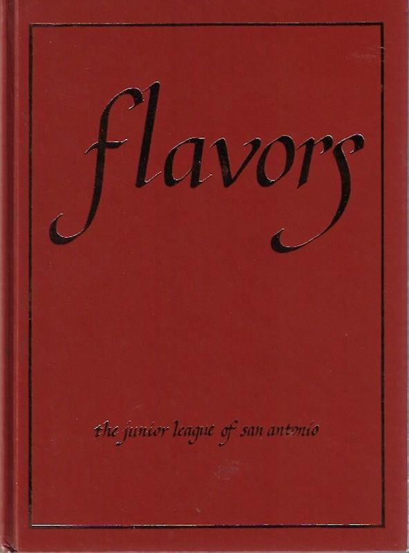 Image for Flavors: The Junior League of San Antonio