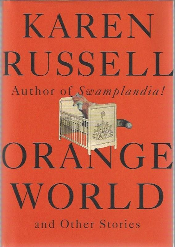 Image for Orange World and Other Stories SIGNED