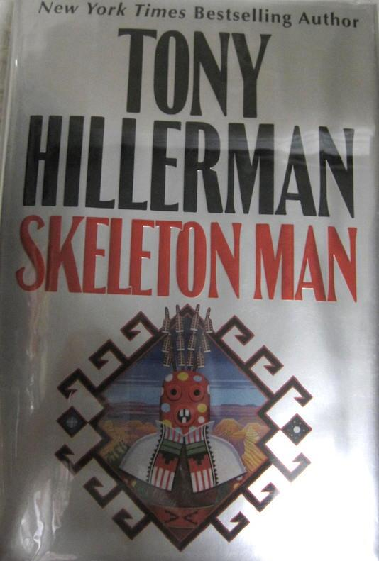 Image for Skeleton Man (Joe Leaphorn/Jim Chee Novels) SIGNED
