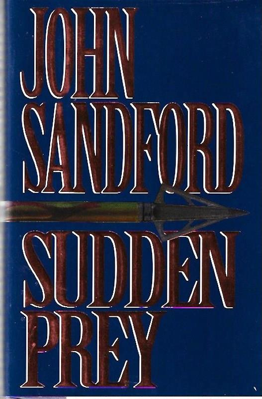 Image for Sudden Prey (Lucas Davenport Mysteries) by Sandford, John