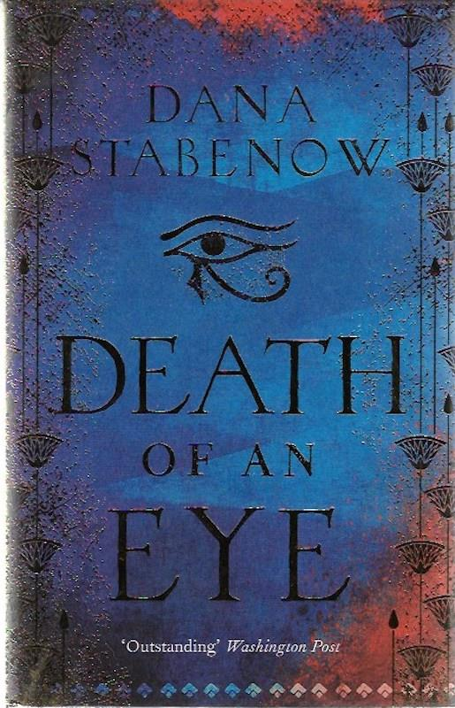 Image for Death of an Eye (Eye of Isis Mysteries) SIGNED