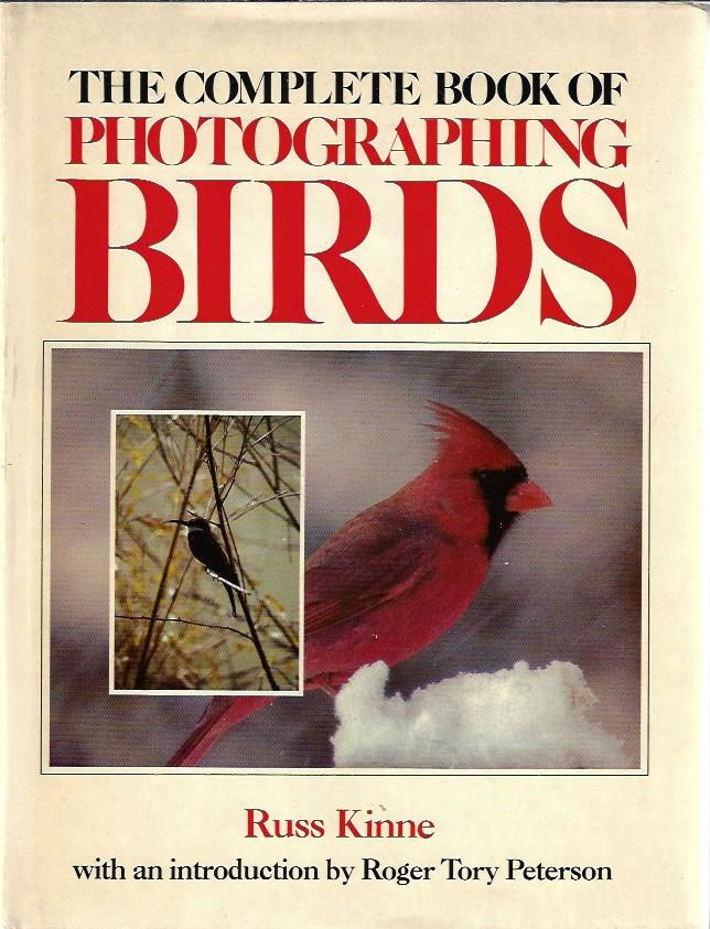 Image for Complete Book of Photographing Birds