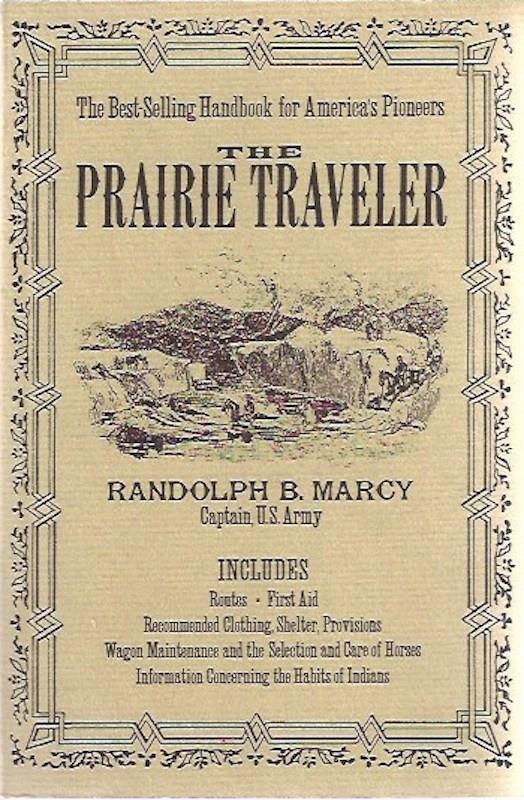 Image for The Prairie Traveler
