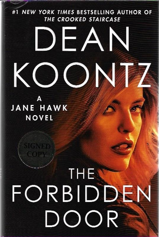Image for The Forbidden Door: A Jane Hawk Novel
