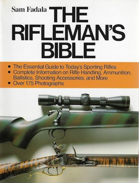 Image for The Rifleman's Bible
