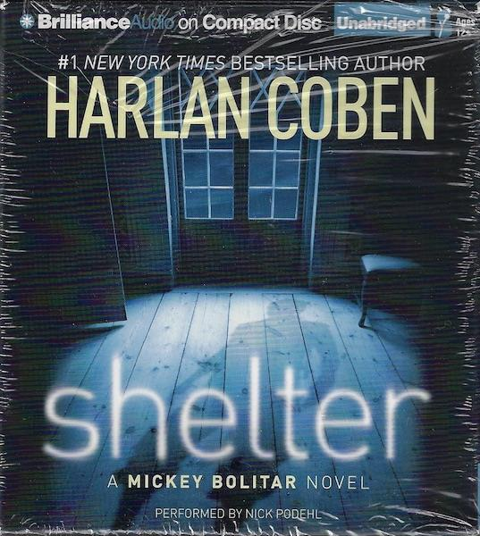 Image for Shelter: A Mickey Bolitar Novel (Mickey Bolitar Series)