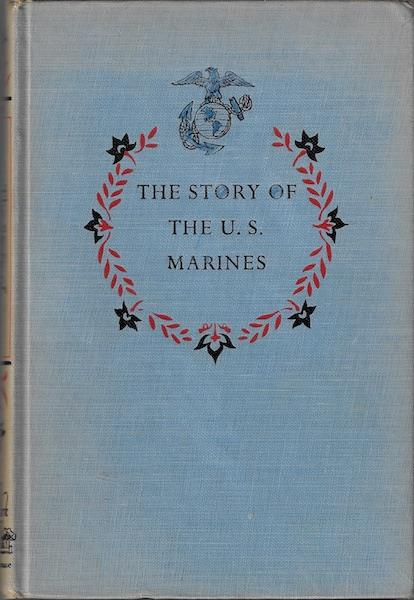 Image for STORY OF THE U. S. MARINES, THE, Landmark 14 [Unknown Binding]