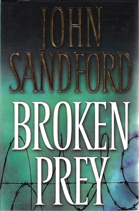 Image for Broken Prey (Lucas Davenport Mysteries) by Sandford, John SIGNED