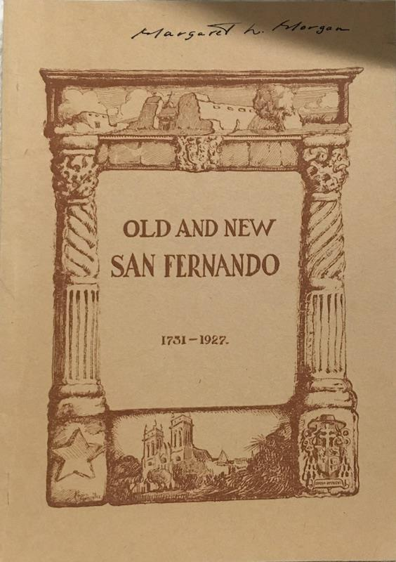 Image for Old and New San Fernando 1731 - 1927