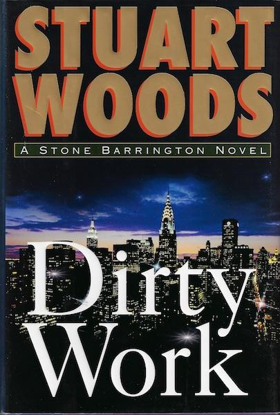 Image for Dirty Work: A Stone Barrington Novel