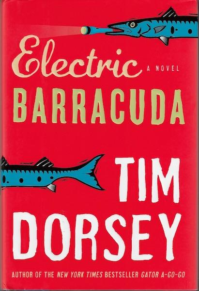 Image for Electric Barracuda: A Novel (Serge Storms)