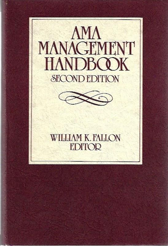 Image for Ama Management Handbook