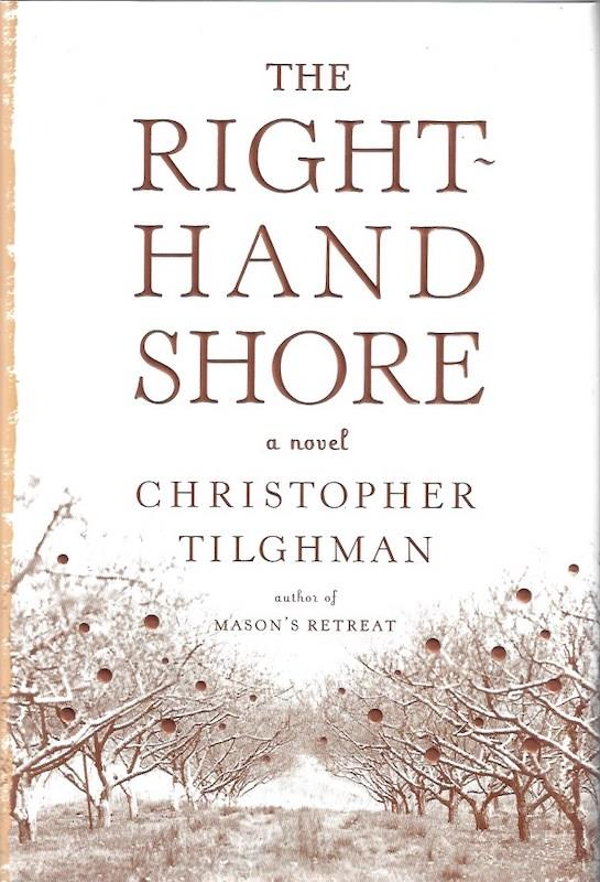 Image for The Right-Hand Shore: A Novel SIGNED