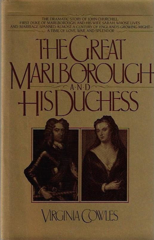 Image for The GREAT MARLBOROUGH AND HIS DUCHESS