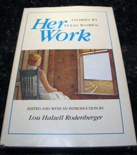 Image for Her work, stories by Texas women
