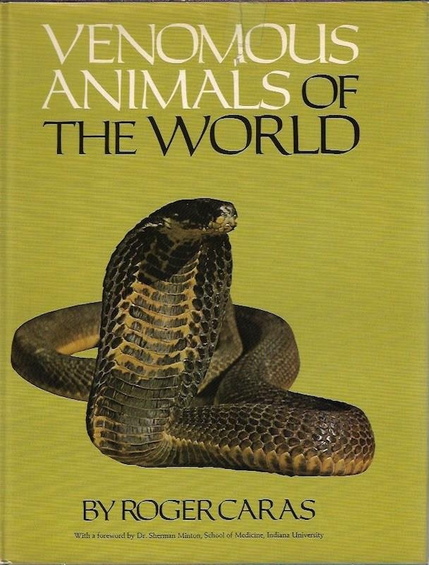 Image for Venomous Animals of the World
