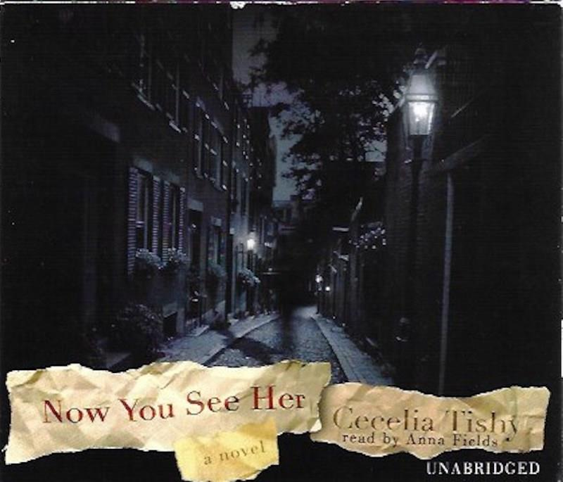 Image for Now You See Her (Regina Cutter Mysteries)