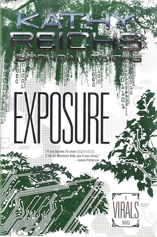 Image for Exposure: A Virals Novel DOUBLE SIGNED