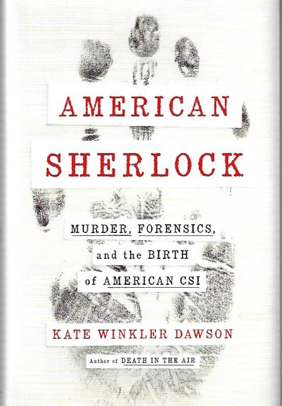 Image for American Sherlock: Murder, Forensics, and the Birth of American CSI