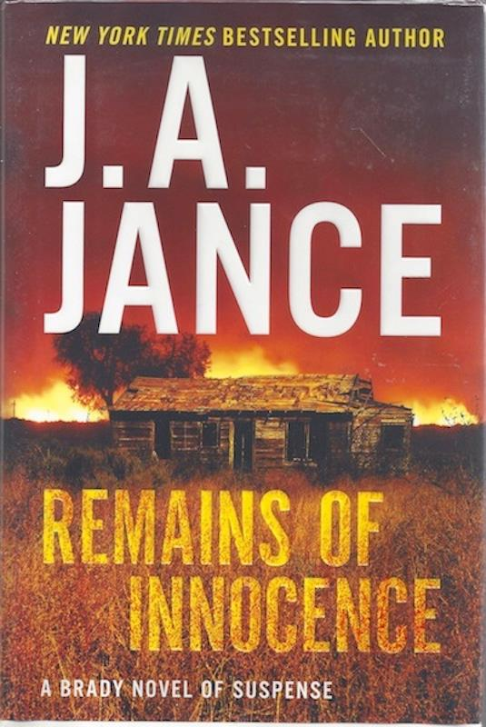 Image for Remains of Innocence: A Brady Novel of Suspense (Joanna Brady Mysteries)