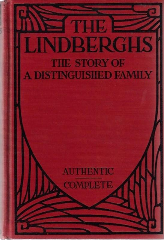 Image for The Lindberghs  The Dramatic Story of A Distinguished Family