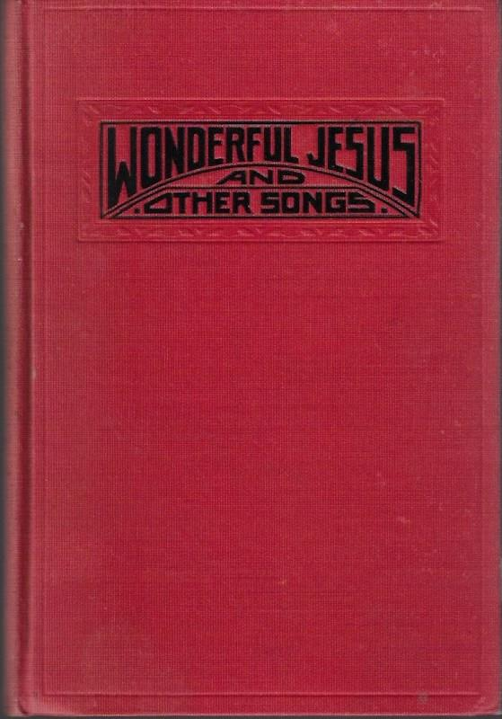 Image for Wonderful Jesus and other Songs