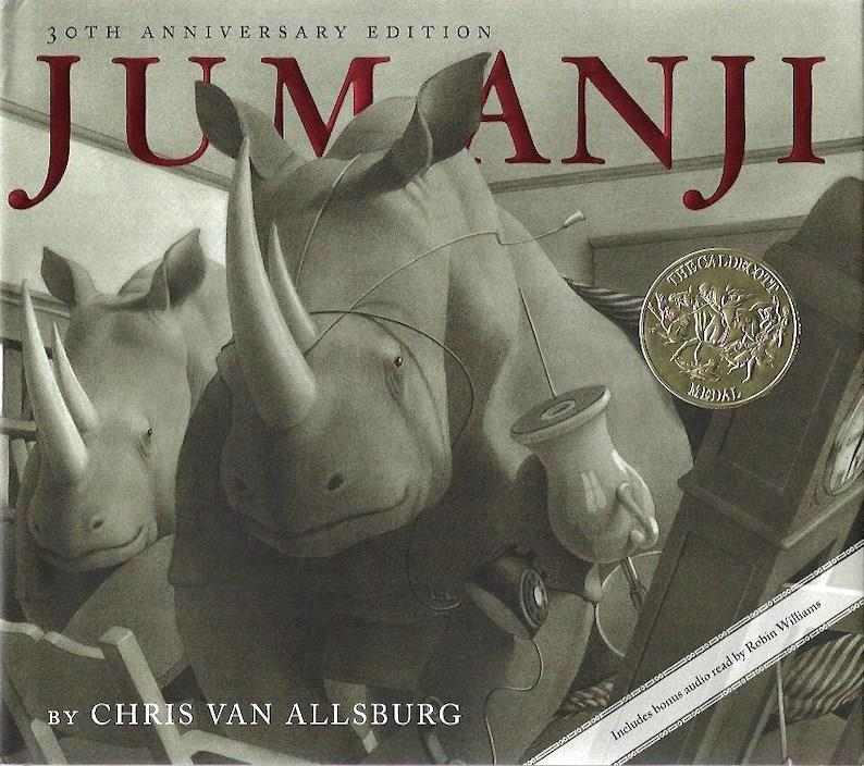 Image for Jumanji 30th Anniversary Edition SIGNED