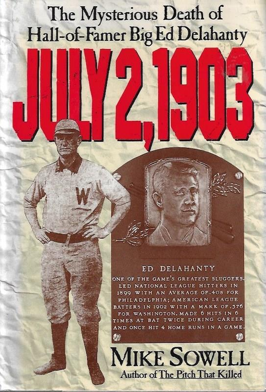 Image for July 2, 1903: The Mysterious Death of Hall-Of-Famer Big Ed Delahanty