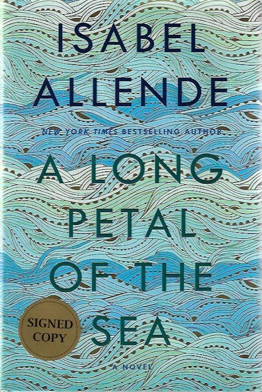 Image for A Long Petal of the Sea: A Novel SIGNED