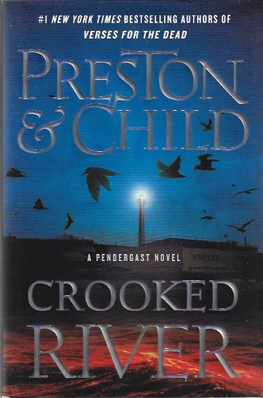 Image for Crooked River (Agent Pendergast Series (19) SIGNED