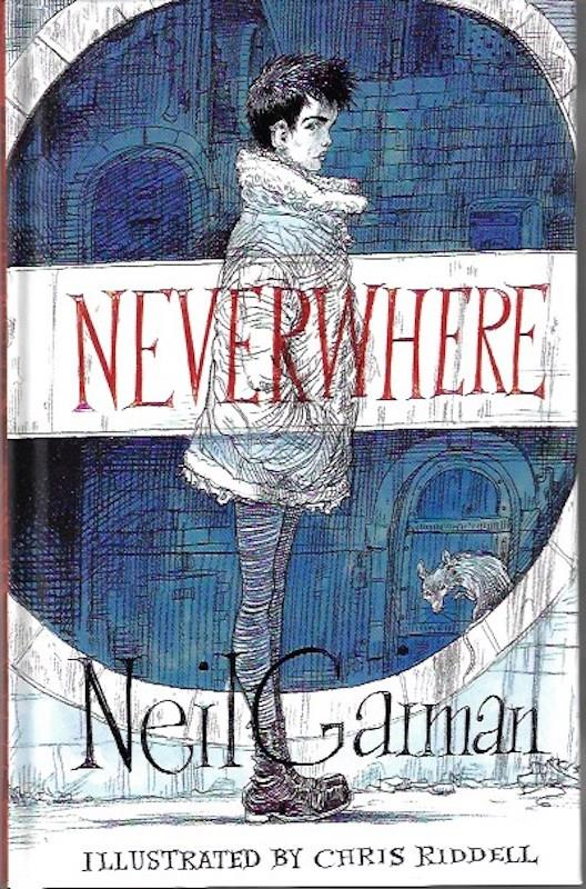 Image for Neverwhere Illustrated Edition DOUBLE SIGNED