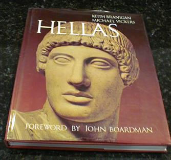 Image for Hellas, the civilizations of ancient Greece by Branigan, Keith