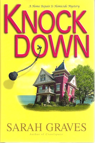 Image for Knockdown: A Home Repair Is Homicide Mystery (Home Repair Is Homicide Mysteries)