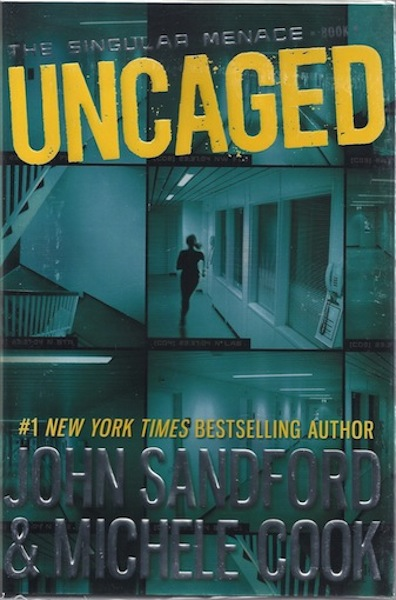 Image for Uncaged (The Singular Menace, 1)