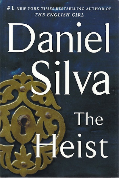 Image for The Heist: A Novel (Gabriel Allon)