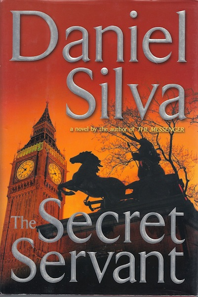 Image for The Secret Servant (Gabriel Allon)