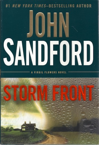 Image for Storm Front (A Virgil Flowers Novel)