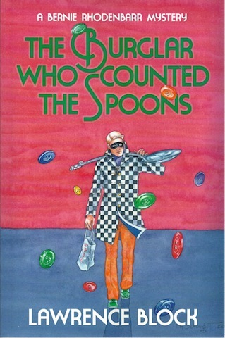 Image for The Burglar Who Counted the Spoons (Bernie Rhodenbarr) (Volume 11)