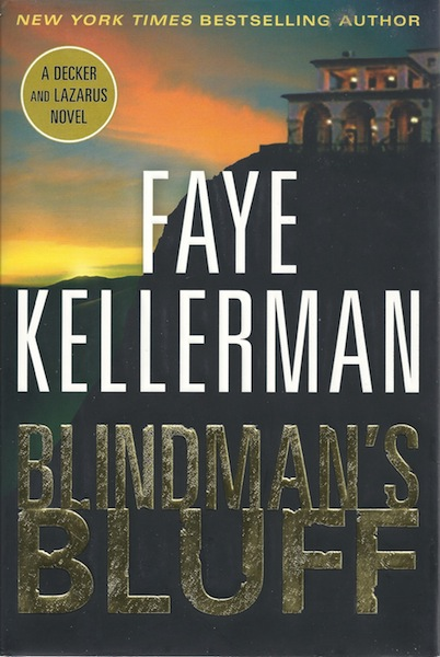 Image for Blindman's Bluff: A Decker and Lazarus Novel (Decker/Lazarus Novels)
