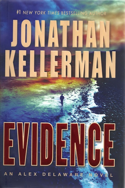 Image for Evidence: An Alex Delaware Novel (Alex Delaware Novels)