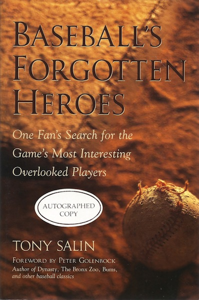 Image for Baseball's Forgotten Heroes, Triple Signed