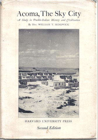Image for Acoma, the sky city;: A study in Pueblo-Indian history and civilization