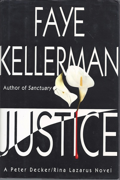 Image for Justice: A Peter Decker/Rina Lazarus Novel (Peter Decker & Rina Lazarus Novels)