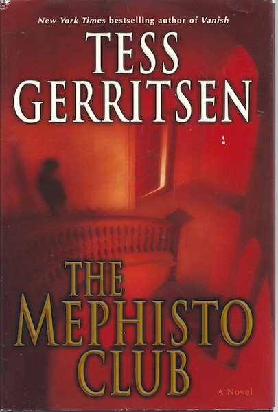 Image for The Mephisto Club: A Novel