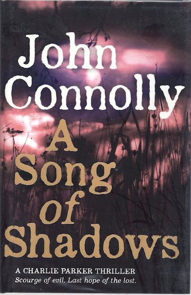 Image for A Song of Shadows (Charlie Parker Thriller)