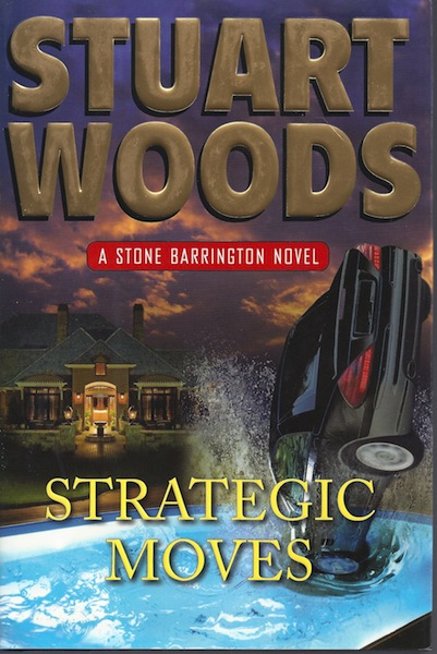 Image for Strategic Moves (Stone Barrington, Book 19)