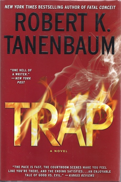 Image for Trap (A Butch Karp-Marlene Ciampi Thriller)