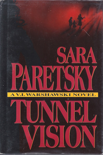 Image for Tunnel Vision (V.I. Warshawski Novels)