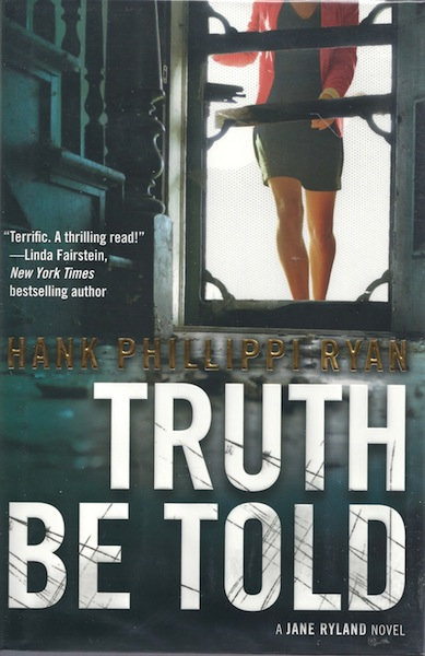 Image for Truth Be Told: A Jane Ryland Novel