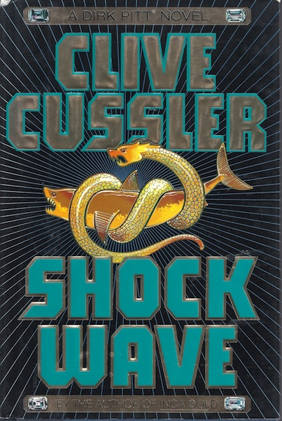 Image for Shock Wave (Dirk Pitt Adventures)